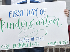Crayola-graphy 101: First Day of School – IN-PERSON CLASS
