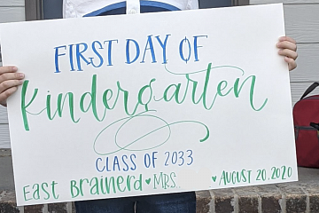 Image: Crayola-graphy 101: First Day of School – IN-PERSON CLASS