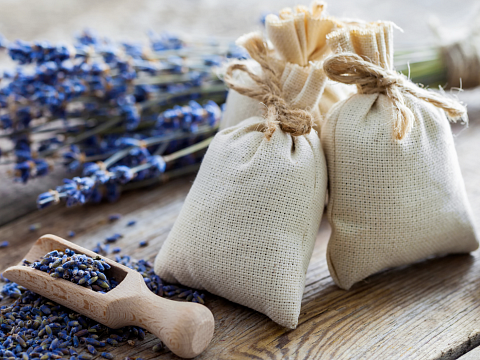 Image: Make Your Own Dream Pillow – IN-PERSON CLASS