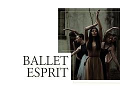 Ballet Esprit: Ballet and Modern Dance Performance