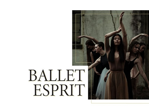 Image: Ballet Esprit: Ballet and Modern Dance Performance