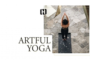 Image: Artful Yoga with Tania Aldana Aguilar
