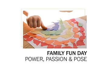 Image: Family Fun Day: Power, Passion and Pose