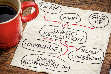 Image: Introduction to Conflict Resolution – IN-PERSON CLASS