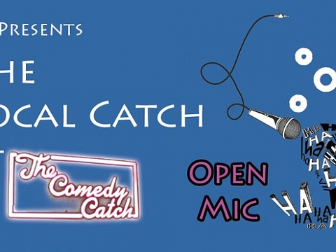 Image: Local Catch Open Mic