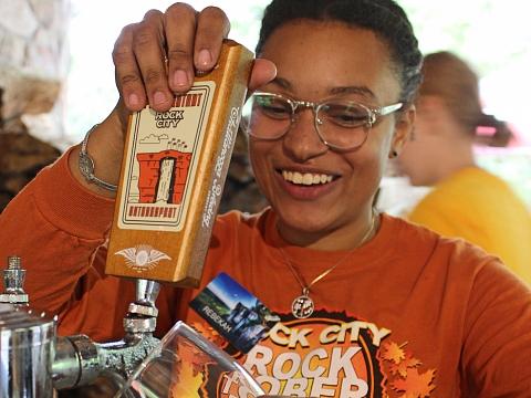 Image: Rock City's Rocktober Fest