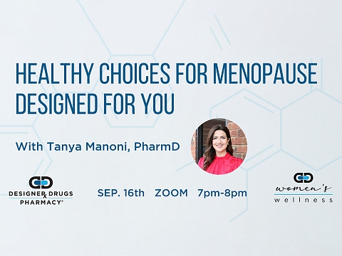 Image: Healthy Choices for Menopause Designed For You