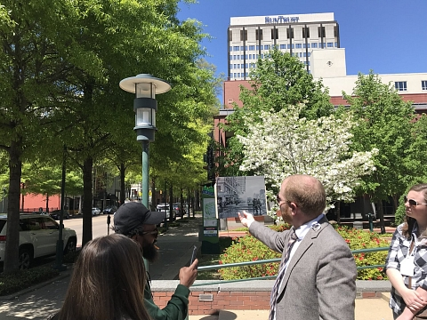 Image: People's History of Chattanooga Tour with Michael Gilliland