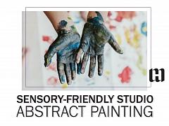 Sensory Friendly Studio: Abstract Painting