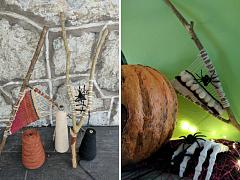 Halloween Branch Weaving – IN-PERSON CLASS