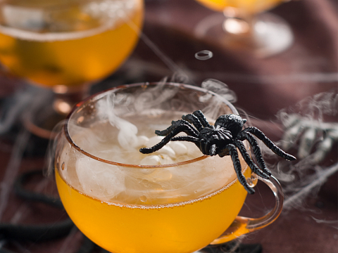 Image: Boos and Booze: Halloween Cocktails – ONLINE CLASS