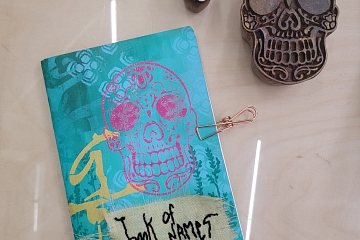 Image: That Voodoo That You Do: Journal Make and Take – IN-PERSON CLASS