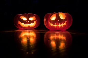 Image: History of Halloween – ONLINE CLASS