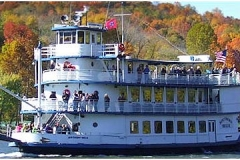 Image: Southern Belle Riverboat