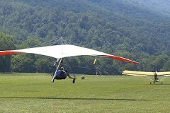Lookout Mountain Flight Park (Hang Gliding)