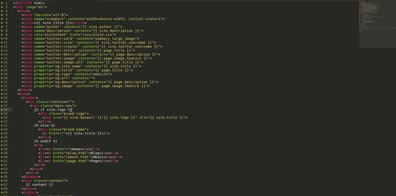 Jekyll Ruby Code