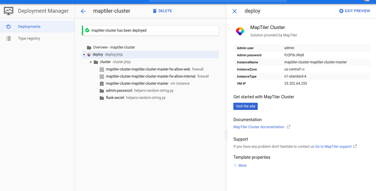 Getting started with MapTiler Cluster | MapTiler Support