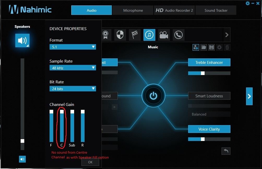 realtek hd audio manager win 10 64bit msi