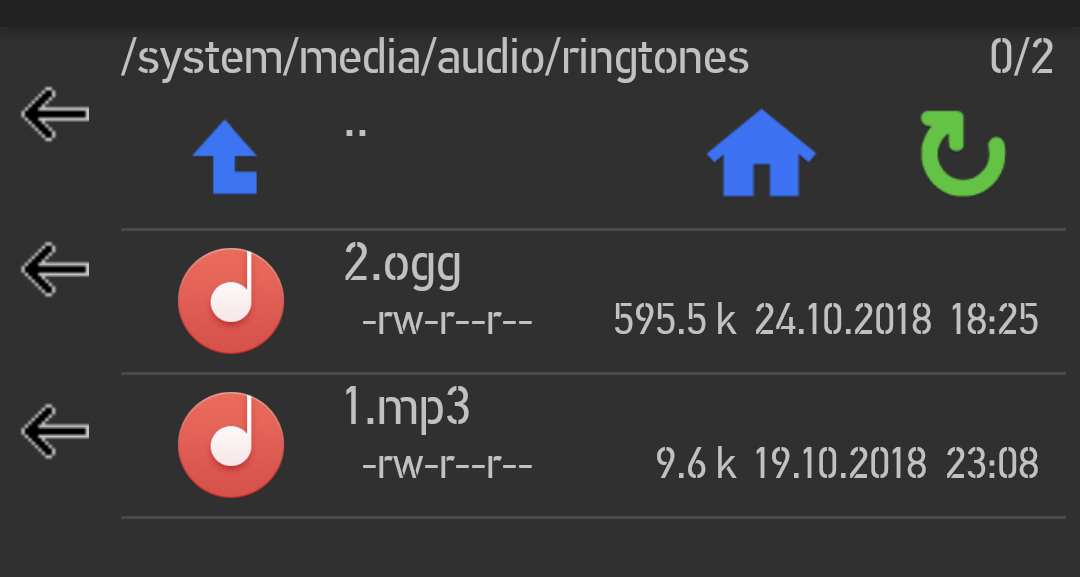 miui10 android 8 0 ringtone   Tasker Feature Requests