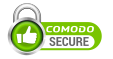This website uses a Comodo SSL certificate to secure online transactions for customers.