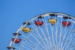 Colorful perish wheel