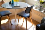 Elegant chair and table