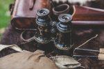 Pretty old binoculars
