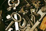 Different kind of key lock