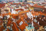 Praha City Buildings