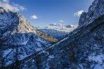Valley Of Snow Mountain