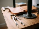 Equipment\'s and Files on The Table
