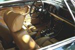Car Interior Light Leather Seats