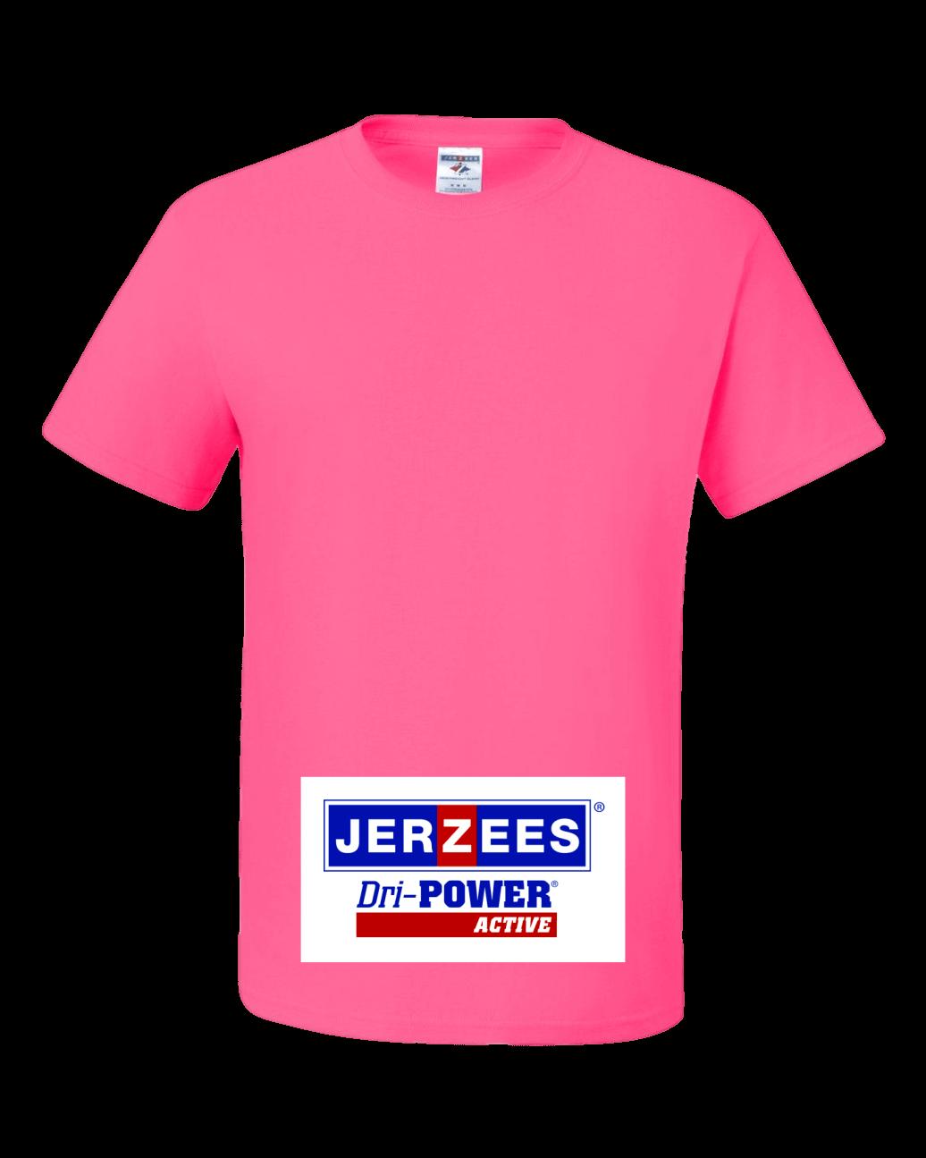 Jerzees Dri Power Cheap T Shirt Printing Cheap Tees Screen Printing