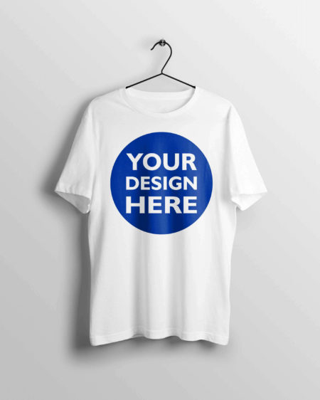 Design White Custom T Shirts