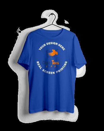 Custom-T-Shirt-Printing-Royal-Blue