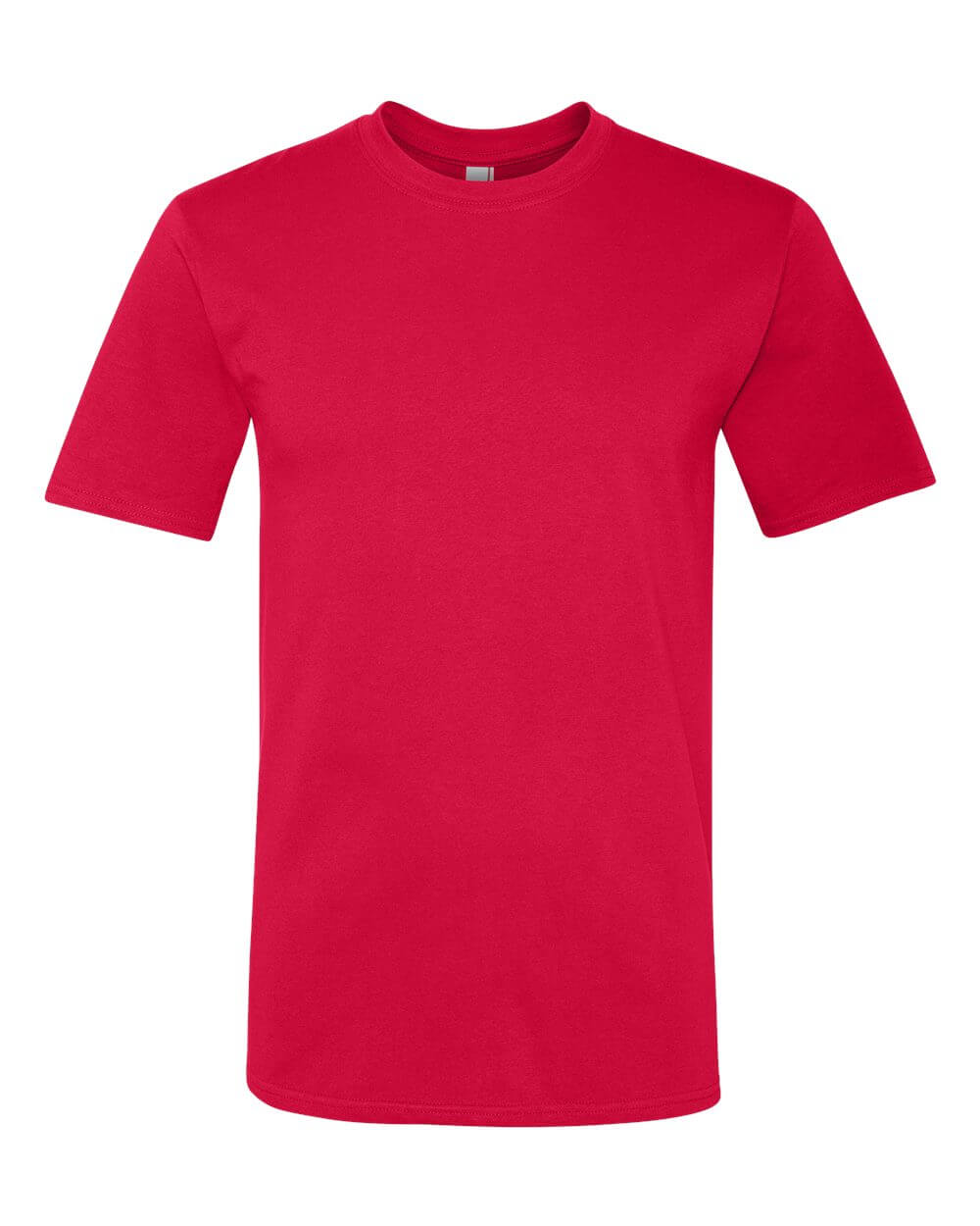 Anvil 780 Red Custom T Shirts