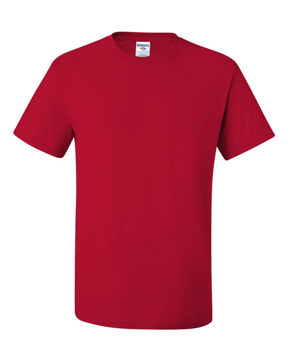 Jerzees Dri Power Red Custom T Shirts