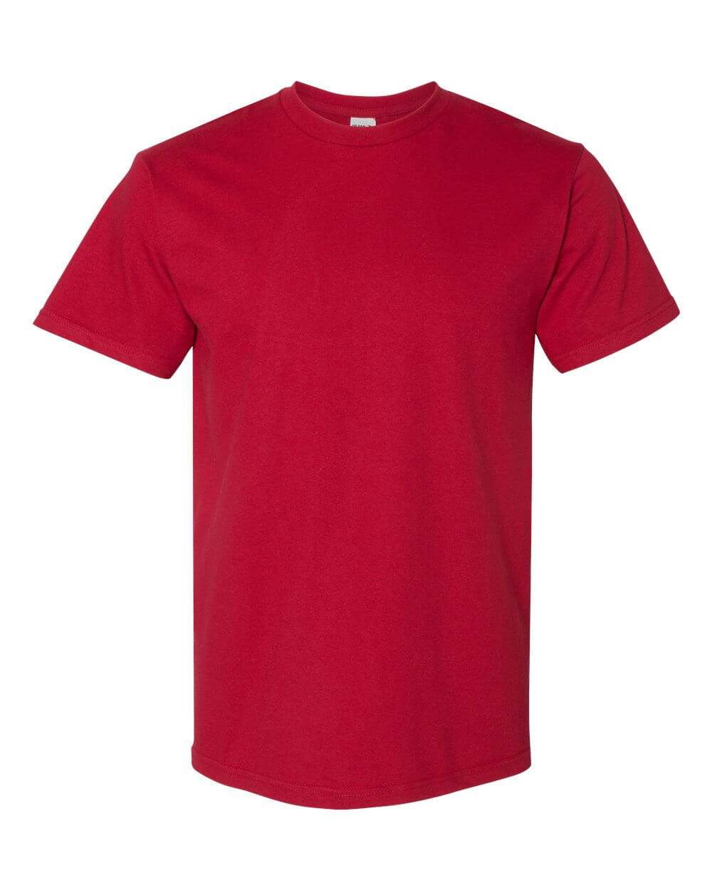 Gildan Hammer Red Custom T Shirts