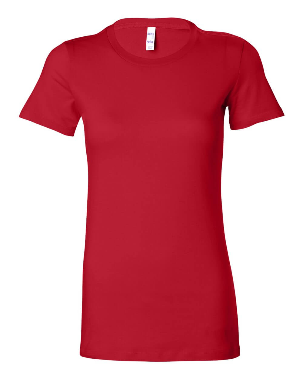 Bella__Canvas_6004_Red_Custom_T_Shirts