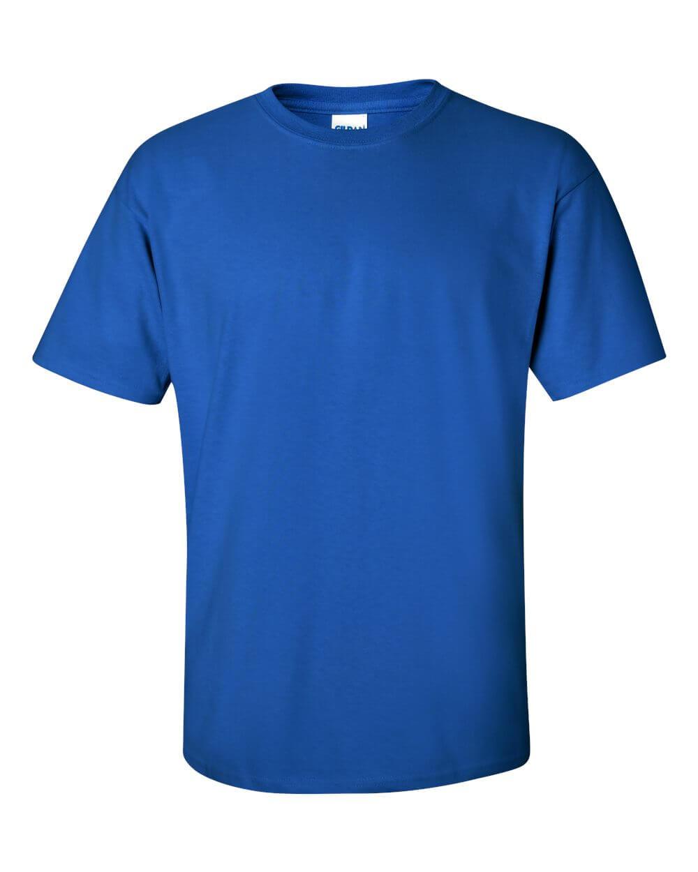 Gildan_2000_Royal Blue Custom T Shirts