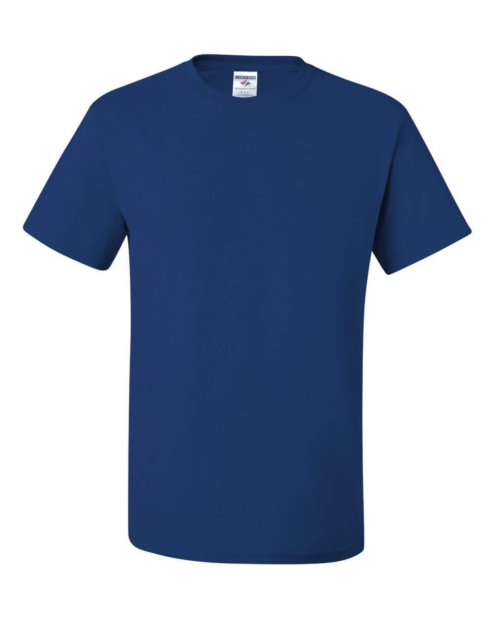 Jerzees_29MR_Royal Blue Custom T Shirts