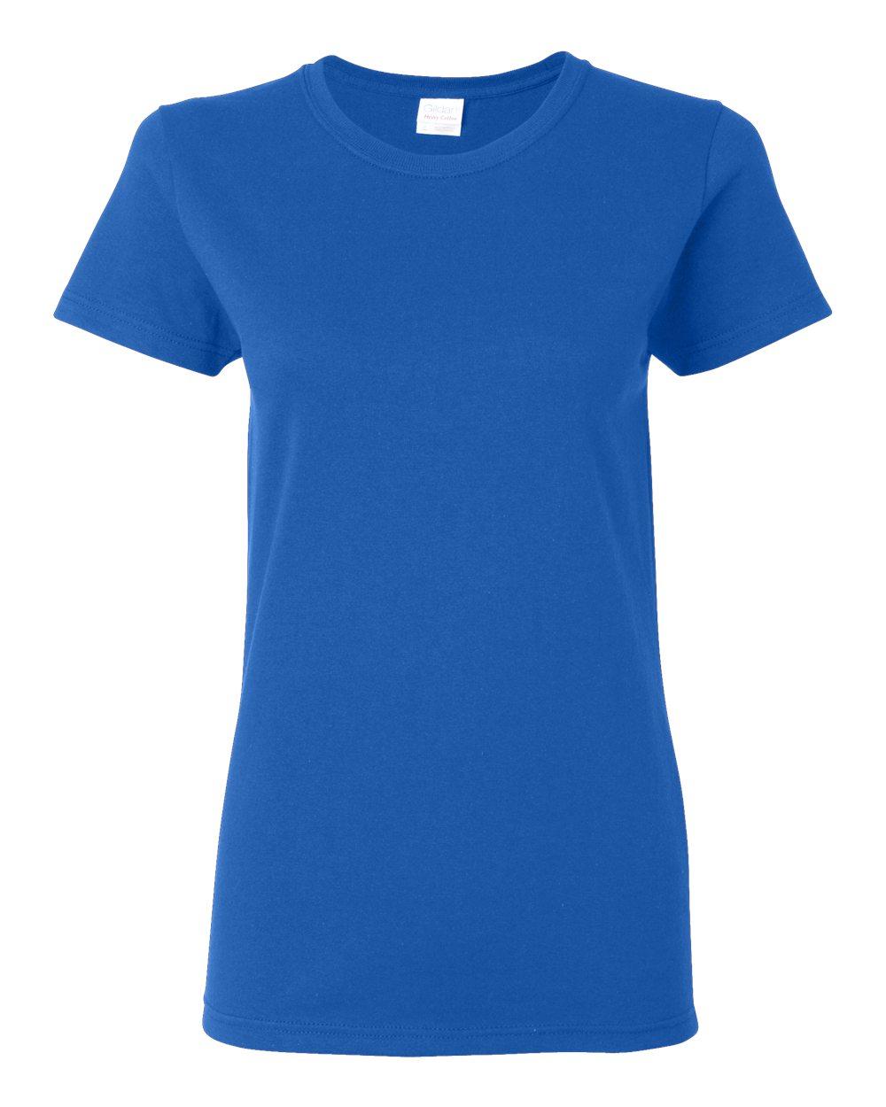 Gildan_5000L_Royal Blue Custom T Shirts