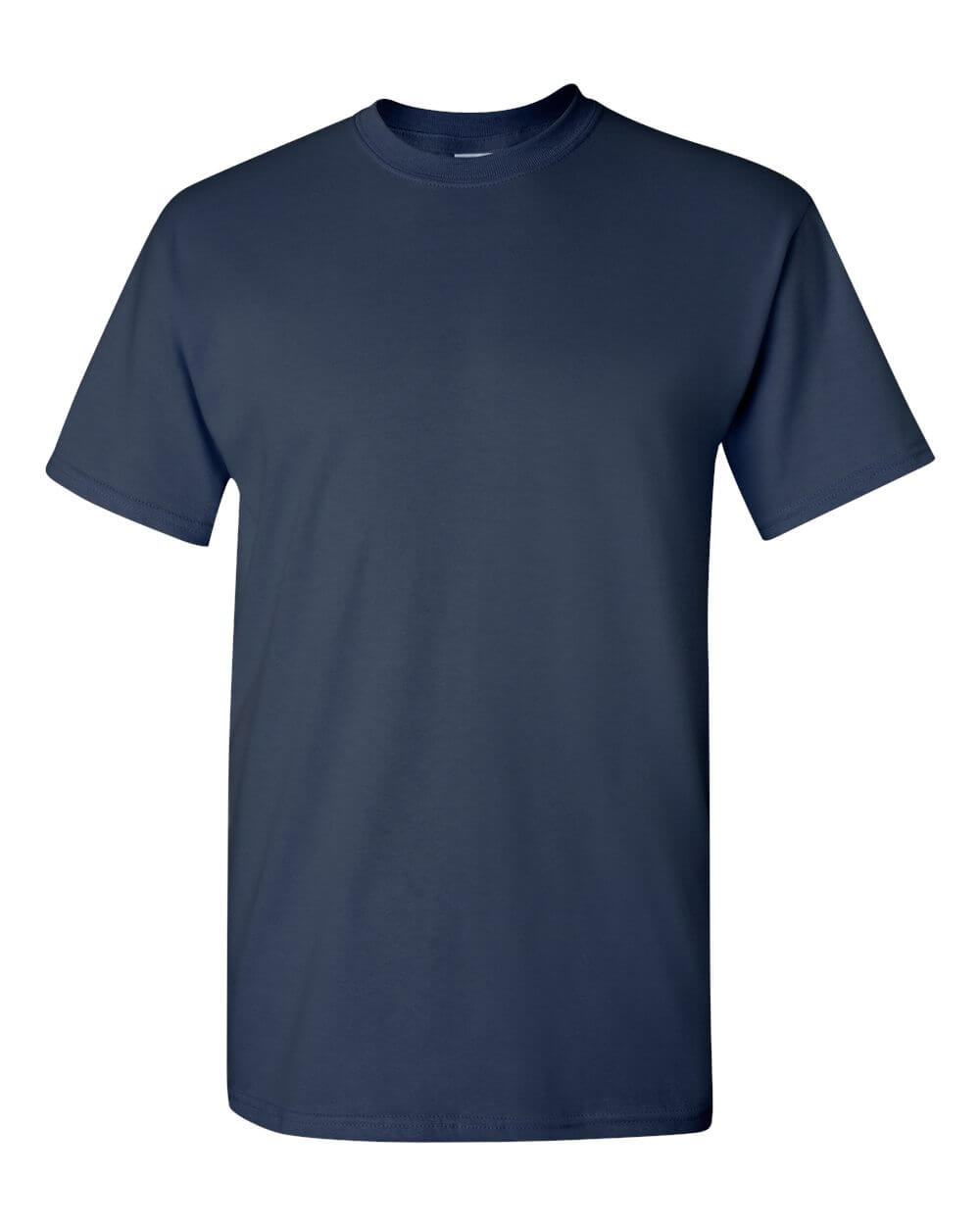 Gildan_5000_Navy Blue Custom T Shirts