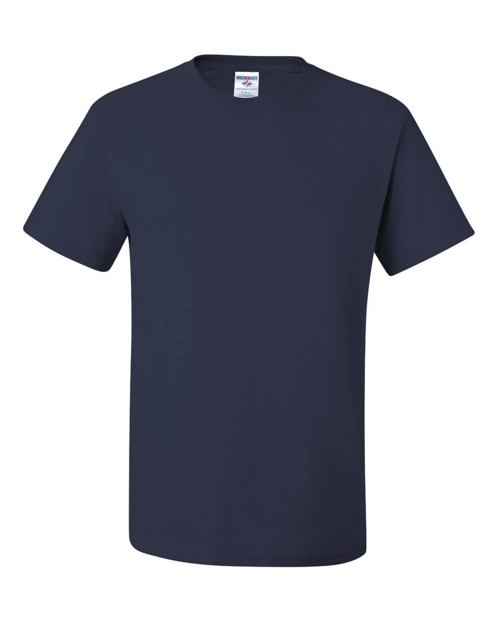 Jerzees_29MR_Navy Blue Custom T Shirts