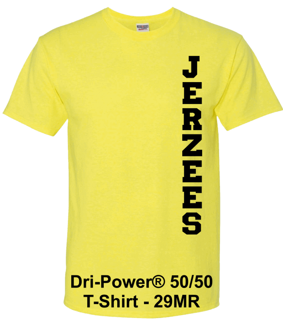 Jerzees-Dri-Power-29MR-Neon-Yellow-T-Shirts