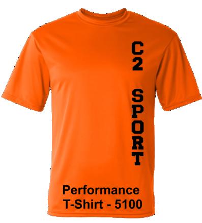 C-2-Sport-Neon-T-Shirts