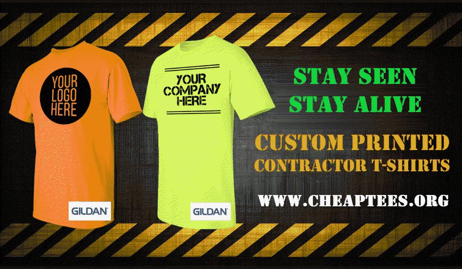 Gildan Safety Green