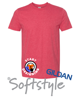 Cheap Screen Printing Gildan Softstyle T Shirts