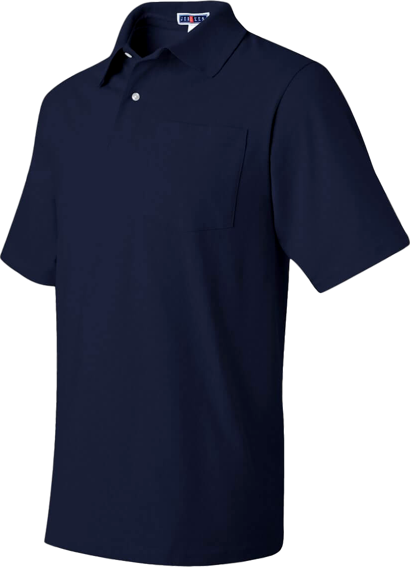 Screen Printing Polo Shirts With Pockets