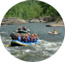 White Water Rafting Albright WV